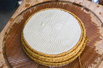 Elaboración del queso