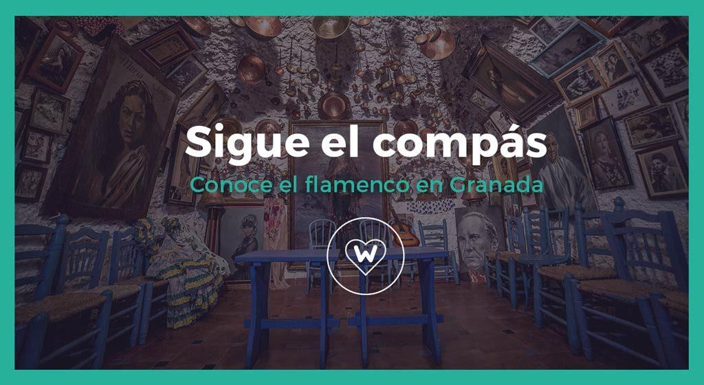 Conoce el flamenco en Granada. Visita guiada por el Albaicín y el Sacromonte