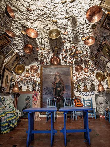 flamenco en granada cueva del sacromonte