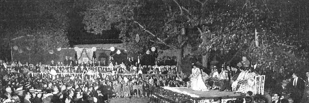 concurso de cante jondo en granada alhambra
