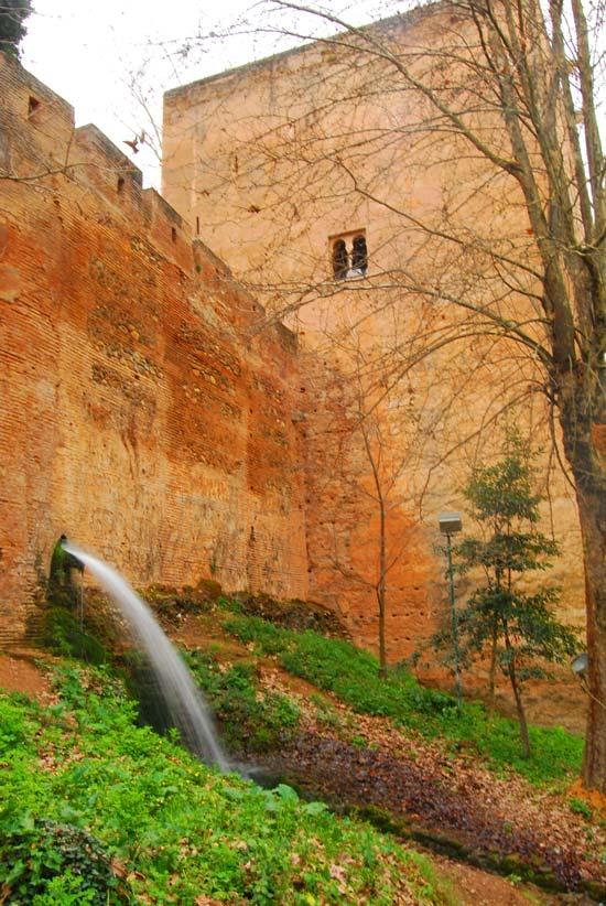 Cuesta de los Chinos en Granada