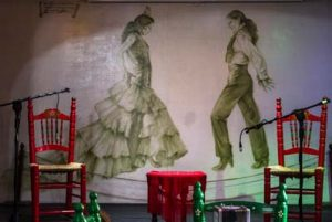 peña flamenca de huetor vega. flamenco para no turistas en granada