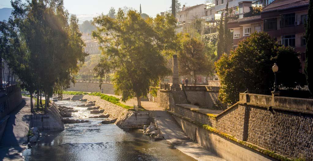 paseo de la fuente de la bicha desde Puente Verde