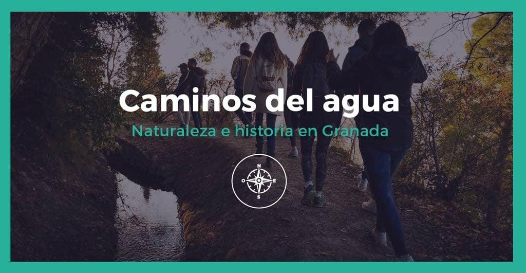 Visita guiada de Caminos del Agua en Granada