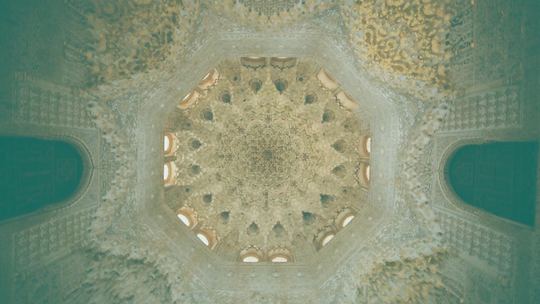 Cúpulas de mocárabes de la Alhambra